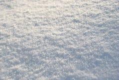 Fondo de la nieve Foto de archivo