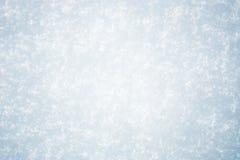 Fondo de la nieve Imagen de archivo libre de regalías