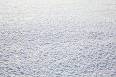 Fondo de la nieve Fotos de archivo