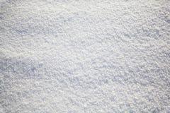 Fondo de la nieve del invierno Foto de archivo libre de regalías