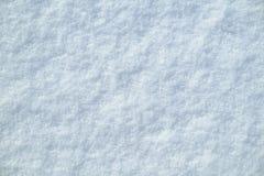 Fondo de la nieve del invierno de la textura de la nieve Fotografía de archivo