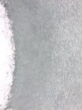 Fondo de la nieve, fondo congelado Fotografía de archivo