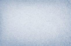 Fondo de la nieve fresca Fotos de archivo