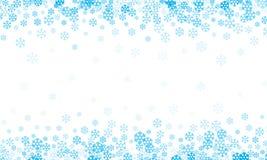Fondo de la nieve que cae para el diseño de la Navidad y de la Feliz Año Nuevo foto de archivo libre de regalías