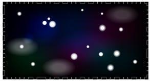 Fondo de la noche Imagen de archivo libre de regalías
