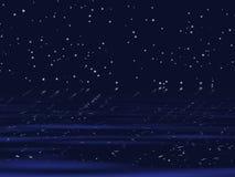 Fondo de la noche estrellada libre illustration