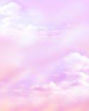 Fondo de la nube Imágenes de archivo libres de regalías