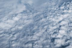 Fondo de la nube más alta foto de archivo libre de regalías