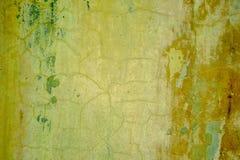 Fondo de la obra clásica de la pared del Grunge Textura del Grunge del color Viejo estilo Fotografía de archivo