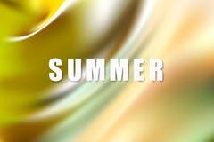 Fondo de la onda, cartel colorido abstracto con el efecto 3d Forma del l?quido del flujo Textura vibrante fl?ida Art Wave Brush ilustración del vector
