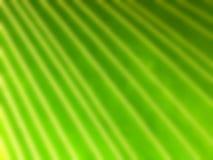 Fondo de la onda verde Imagenes de archivo