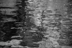 Fondo de la ondulación del agua Fotografía de archivo
