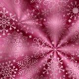 Fondo de la púrpura de la Navidad Imágenes de archivo libres de regalías