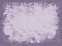 Fondo de la púrpura de la vendimia Fotografía de archivo