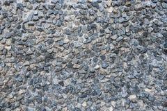 Fondo de la pared de la roca Fotografía de archivo