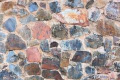 Fondo de la pared de la roca de la textura Fotos de archivo