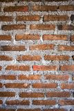 Fondo de la pared de ladrillo Imágenes de archivo libres de regalías