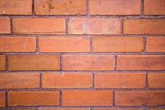 Fondo de la pared de ladrillo Foto de archivo