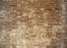 Fondo de la pared de ladrillo Foto de archivo libre de regalías