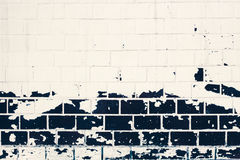 Fondo de la pared de ladrillo Fotos de archivo