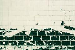 Fondo de la pared de ladrillo Fotografía de archivo libre de regalías