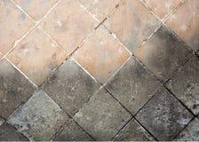 Fondo de la pared de ladrillo del diamante Imagen de archivo