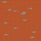 Fondo de la pared de ladrillo del vector libre illustration