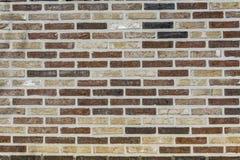 Fondo de la pared de ladrillo vieja del vintage Fotografía de archivo libre de regalías
