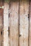 Fondo de la pared de los tableros de madera Fotos de archivo