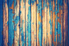 Fondo de la pared de madera vieja Foto de archivo