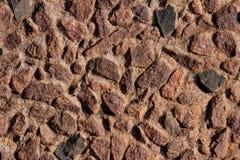 Fondo de la pared de piedra Foto de archivo