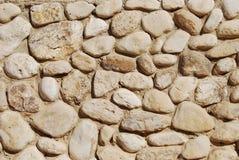 Fondo de la pared de piedra Fotos de archivo