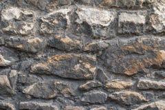 Fondo de la pared de piedra de Grunge Foto de archivo