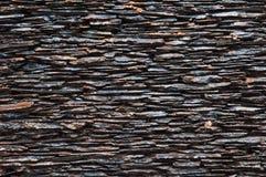 Fondo de la pared de piedra de la pizarra Imagen de archivo