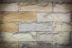Fondo de la pared de piedra de la textura Imagenes de archivo