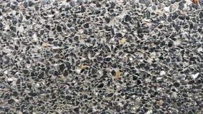 Fondo de la pared de piedra, textura de piedra del piso, piedra natural con cr Imagen de archivo libre de regalías