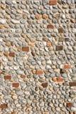 Fondo de la pared del Flintstone Foto de archivo libre de regalías