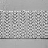 Fondo de la pared del metal Foto de archivo