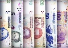 Fondo de la pared del Peso Imagen de archivo