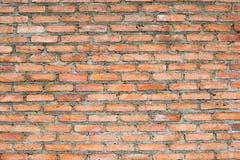 Fondo de la pared de ladrillo textura del ladrillo para el sitio web fotografía de archivo libre de regalías