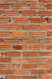 Fondo de la pared de ladrillo vieja del vintage foto de archivo libre de regalías