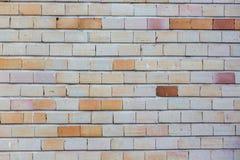 Fondo de la pared de ladrillos Foto de archivo libre de regalías