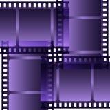 Fondo de la película Fotos de archivo libres de regalías