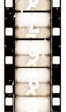 Fondo de la película de Grunge Foto de archivo