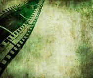 Fondo de la película de Grunge Imágenes de archivo libres de regalías