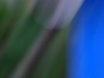 Fondo de la pendiente del verde azul foto de archivo