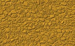 Fondo de la pepita de oro foto de archivo libre de regalías
