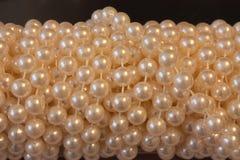 Fondo de la perla Fotos de archivo libres de regalías