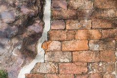 Fondo de la piedra y del ladrillo Imagenes de archivo