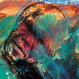 Fondo de la pintura de la textura foto de archivo libre de regalías